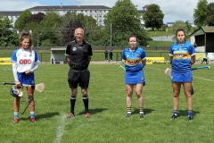 Waterford v Tipperary - Littlewoods 2021 Camogie League Division 1 at St.Mary's GAA Club, Clonmel 22nd May